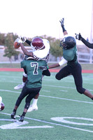 Freshmen Green vs. Red Oak 10/11/17
