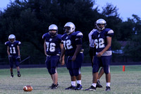 Freshman A vs. Irving 9/27/12