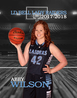 LD Bell Lady Raiders 2017-2018